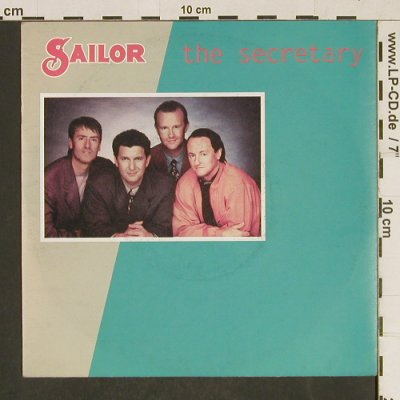 Sailor: The Secretary / Cumbia, RCA(PB 43 987), D, 1990 - 7inch - T591 - 2,50 Euro