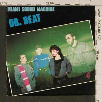 Miami Sound Machine: Dr.Beat, Epic(A-4614), NL, 1984 - 7inch - T608 - 2,00 Euro