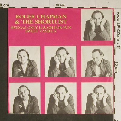 Chapman,Roger & Shortlist: Hyenas Only Laugh For Fun/SweetVan, Line(6.13269 AC), D, 1981 - 7inch - T747 - 3,00 Euro