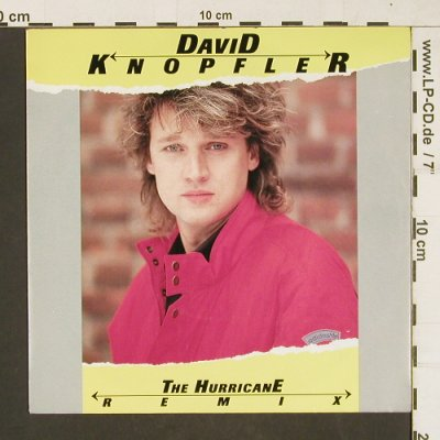Knopfler,David: The Hurricane / Jacobs Song, Intercord(INT 110.235), D, 1987 - 7inch - T97 - 2,50 Euro