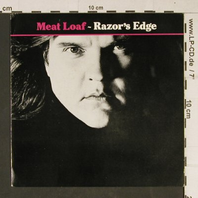 Meat Loaf: Razor's Edge, Epic(A-3511), D, 1983 - 7inch - T987 - 2,50 Euro