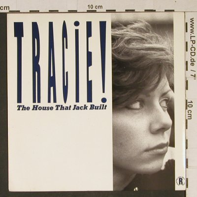 Tracie: The House That Jack Built/Dr.Love, Respond(KOB 701), UK, 1983 - 7inch - T998 - 2,50 Euro