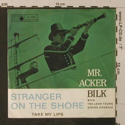 Acker Bilk,Mr.: Stranger On The Shore/Take my Lips, Metronome(green/wh)(B 1492), D,vg+/m-,  - 7inch - T3881 - 3,00 Euro