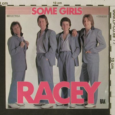 Racey: Some Girls, RAK(006-62 530), D, 1979 - 7inch - T3270 - 2,50 Euro