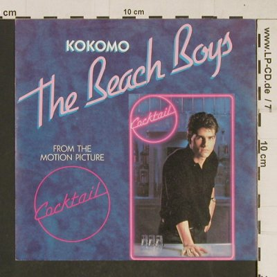 Beach Boys / Little Richard: Kokomo / Tutti Frutti - OST, Elektra(969 385-7), D, 1988 - 7inch - T602 - 3,00 Euro