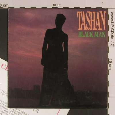 Tashan: Black Man/On the Horizon, CBS OBR(655 640 7), D, 1990 - 7inch - S8038 - 2,50 Euro