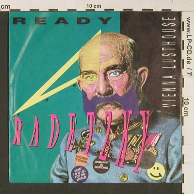 Vienna Lusthouse: Ready for Radetzky*2, Global Satellite(112 572), D, 1989 - 7inch - S9098 - 2,50 Euro