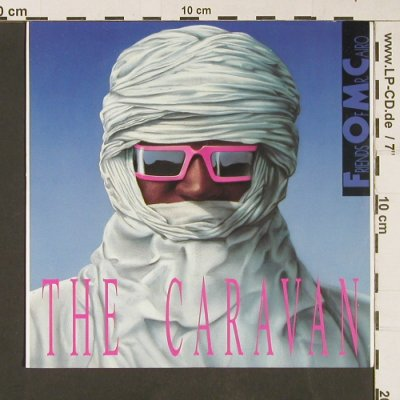 Friends of Mr.Cairo: The Caravan *2(radi ,instrum), BCM(B.C.7-2149-41), D,  - 7inch - S9167 - 2,50 Euro