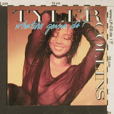 Collins,Tyler: Whatcha gonna do ? / You and me, RCA(PB 49305), D, 1990 - 7inch - S9179 - 2,50 Euro