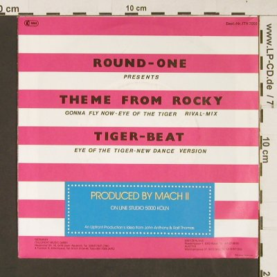 Rocky Round One: Theme From Rocky*2, Disco Mix, Italoheat(ITH 7003), D,  - 7inch - S9230 - 3,00 Euro