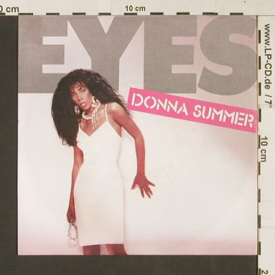 Summer,Donna: Eyes / It's not thr way, WB(259 103-7), D, 1984 - 7inch - S9238 - 3,00 Euro