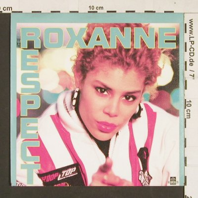 Roxanne (The Real): Respect / Her Bad Self, Friends Records(190.061-7), ,  - 7inch - S9320 - 4,00 Euro