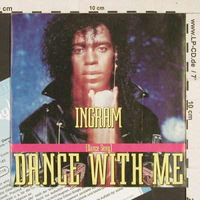 Ingram: Dance with me (DanceSexy)/GirlsTalk, Ariola(113 183), D, 1990 - 7inch - S9326 - 2,50 Euro