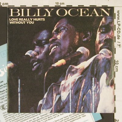 Ocean,Billy: Love Really Hurts Without You *2, Ariola(108 739), D, 1986 - 7inch - S9357 - 2,50 Euro