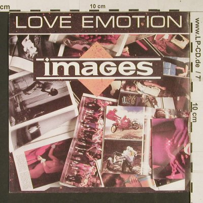 Images: Love Emotion *2 (instr), WEA(248 725-7), D, 1986 - 7inch - S9447 - 3,00 Euro