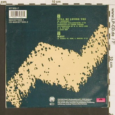 Davis,John: Still be loving you / Mary, IMP / Polyd.(877 932-7), D, 1990 - 7inch - S9542 - 2,50 Euro