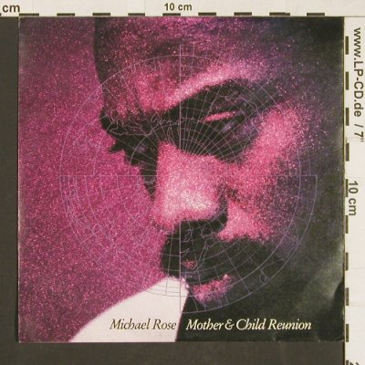 Rose,Michael: Mother & Child Reunion, RCA(PB 43953), D, 1990 - 7inch - S9581 - 3,00 Euro