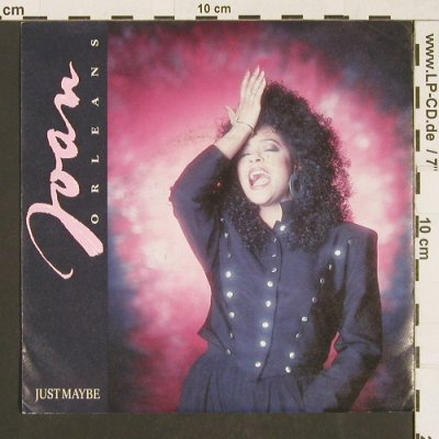Orleans,Joan: Just Maybe / Tears in your eyes, Blow Up(INT 110.717), D, 1987 - 7inch - S9585 - 2,50 Euro