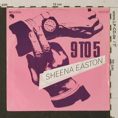 Easton,Sheena: 9 to 5, EMI(006-07 351), D, 1980 - 7inch - T1340 - 2,50 Euro