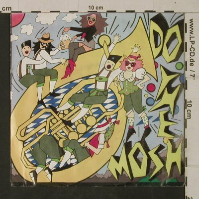 The Mosh: Do The Mosh*2 [(play me)X], TNT Enterprises(TTE 7005), D, 1988 - 7inch - T1914 - 2,50 Euro