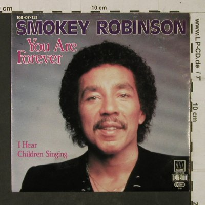 Robinson,Smokey: You are Forever, Motown(100 07 121), D, 1981 - 7inch - T1960 - 2,50 Euro