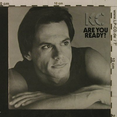 KC: Are you ready ?, Epic(A 4141), NL, 1983 - 7inch - T2087 - 3,00 Euro