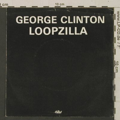 Clinton,George: Loopzilla / Pot Sharing Tots, Capitol(CL 271), UK,m-/vg+, 1982 - 7inch - T2488 - 4,00 Euro
