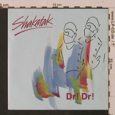 Shakatak: Dr! Dr! / Orient Express, Polydor(887 425-7), D, 1988 - 7inch - T2538 - 2,00 Euro