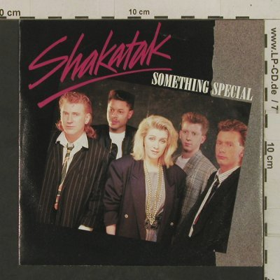 Shakatak: Something Special / Cavalcante, Polydor(885 805-7), D, 1987 - 7inch - T2556 - 2,00 Euro