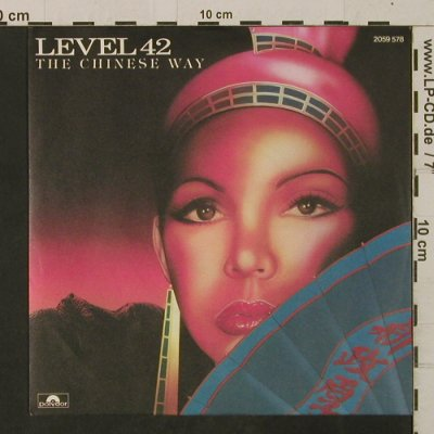 Level 42: The Cinese Way / 88 (Live), Polydor(2059 578), D, 1982 - 7inch - T2573 - 2,50 Euro