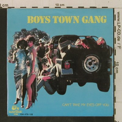 Boys Town Gang: Can't Take My Eyes Off You*2, Ramshorn(204 806-320), NL, 1982 - 7inch - T3493 - 2,50 Euro