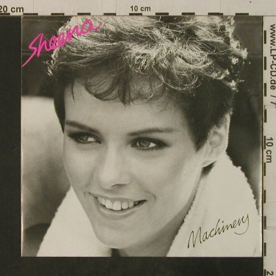 Easton,Sheena: Machinery / So we Say Goodbye, EMI(006-07 655), D, 1982 - 7inch - T3600 - 2,00 Euro