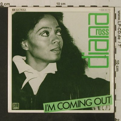 Ross,Diana: I'm Coming Out, Motown(066-64 171), D, 1980 - 7inch - T3618 - 4,00 Euro