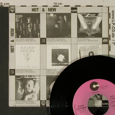Lattisaw,Stacy: Million Dollar Baby / The Ways Of L, Cotillion(79-9819-7), D, 1983 - 7inch - T3644 - 2,50 Euro
