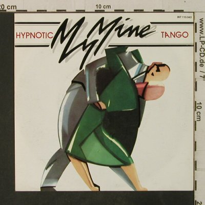 My Mine: Hypnotic Tango*2, Blow Up(INT 110.543), D, 1983 - 7inch - T3645 - 2,00 Euro