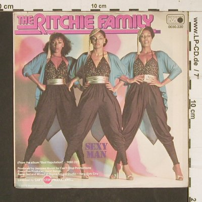 Ritchie Family: Put Your Feet To The Beat, stoc, Metronome(0030.220), D, 1979 - 7inch - T383 - 2,50 Euro