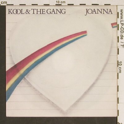Kool & The Gang: Joanna / Place For Us, De-Lite(813 430-7), D, 1983 - 7inch - T504 - 2,50 Euro