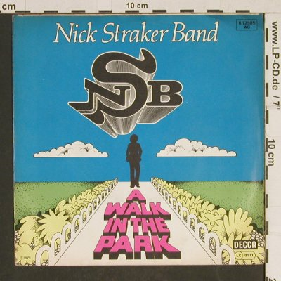 Straker,Nick Band: A Walk In The Park, Decca(6.12505 AC), D, 1979 - 7inch - T558 - 2,00 Euro