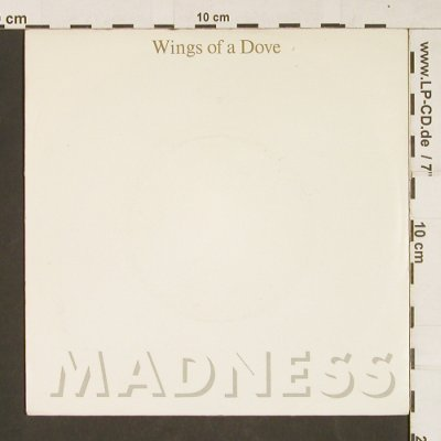 Madness: Wings Of A Dove, Stiff BUY 181(6.13929 AC), D, 1983 - 7inch - S9909 - 3,00 Euro
