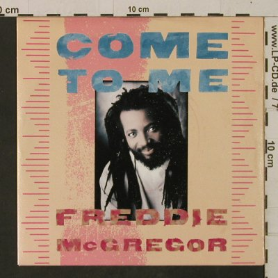 McGregor,Freddie: Come To Me / Sorrows On My Shoulder, Polydor(887 339-7), D, 1987 - 7inch - T2577 - 3,00 Euro