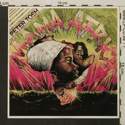 Tosh,Peter: Mama Africa / Not Gonna Give It Up, EMI Electr(1077 907), EEC, co, 1983 - 7inch - T2776 - 4,00 Euro