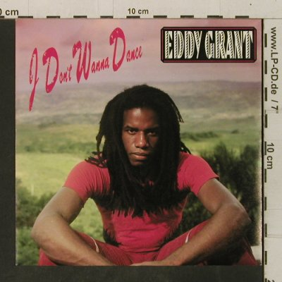 Grant,Eddy: I Don't Wanna Dance*2, ICE(INT 111.106), D, 1982 - 7inch - T3496 - 2,50 Euro