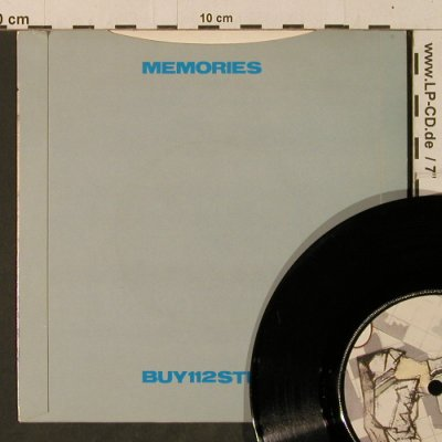 Madness: Grey Day / Memories, Stiff(BUY 112), UK, 1981 - 7inch - T3523 - 4,00 Euro