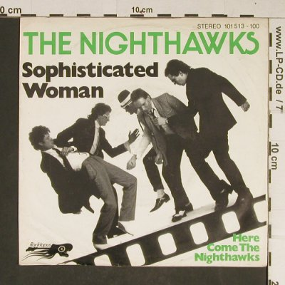 Nighthawks: Sophisticated Woman, m-/vg+, Rocktopus(101 513-100), D, 1980 - 7inch - T835 - 3,00 Euro
