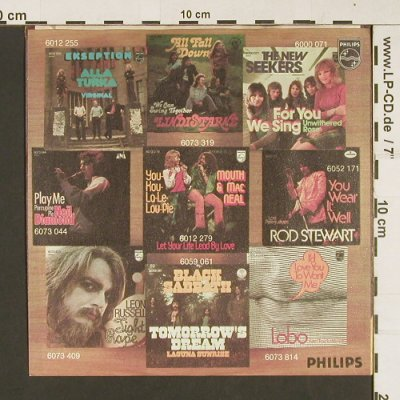 Roussos,Demis: Goodbye my Love, Goodbye, Philips(6009 318), D,  - 7inch - S8889 - 2,50 Euro