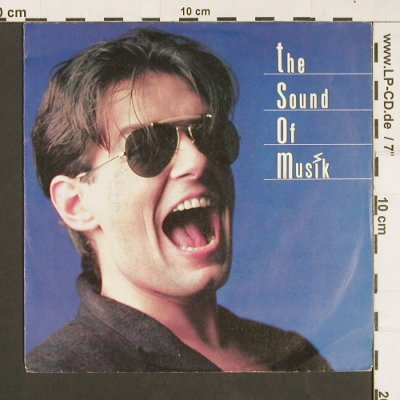 Falco: The Sound of Musik, Teldec(6.14650 AC), D, 1986 - 7inch - S9368 - 3,00 Euro