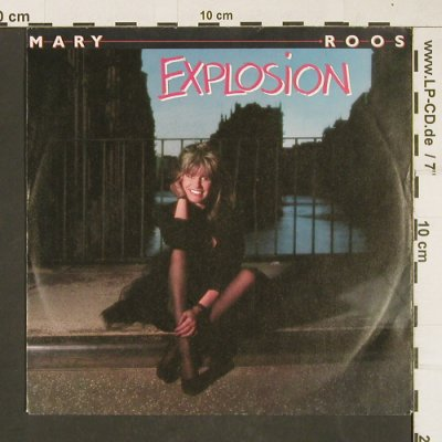 Roos,Mary: Explosion, Teldec(6.14853 AC), D, 1987 - 7inch - T174 - 2,00 Euro