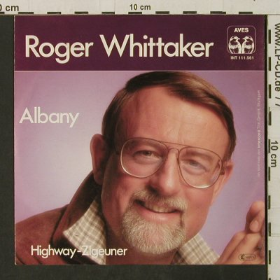 Whittaker,Roger: Albany / Highway-Zigeuner, Aves(INT 111.561), D, 1981 - 7inch - T3138 - 2,00 Euro