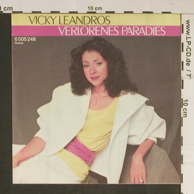 Leandros,Vicky: Verlorenes Paradies, Philips(6 005 248), D, 1982 - 7inch - T733 - 2,00 Euro