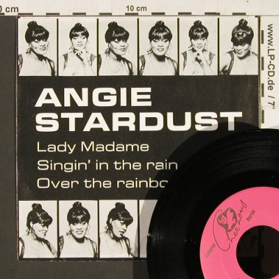 Angie Stardust: Lady Madame,Over the Rainbow+1, Chernous Cabaret Berlin(45-909), D,  - EP - S9371 - 4,00 Euro